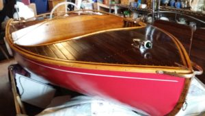 1950 S Penn Yan Wooden Boat Restoration St Clair S