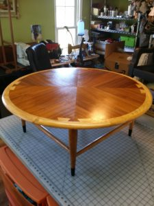 Completed Refinishing Restoration Projects Reupholstery Jobs St